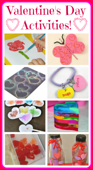 10 Valentines Day Activities For Kids And Moms Library