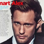 Alexander Skarsgård in UK.GQ September 2012 Issue