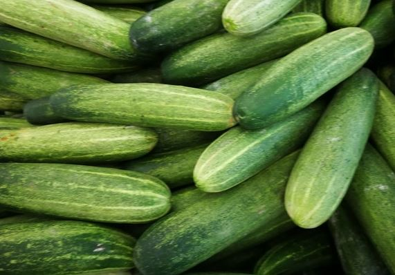 Cucumbers- Its juice helps weight-loss and reduce obesity