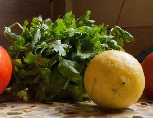 Lemon and coriander - Does wonders by reducing obesity