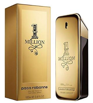 Long-Lasting Highly Effective Perfumes-Paco Rabanne 1 Million