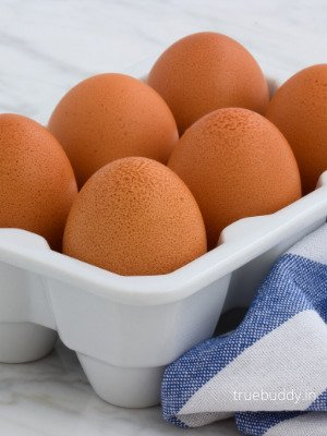 Eggs- For Healthy Weight Gain