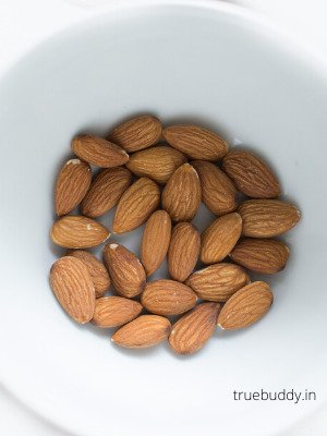 Almond- High Calories Help Weight Gain