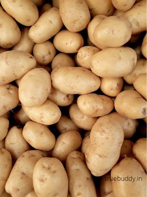 Eat Starchy Foods like Potatoes and Corns