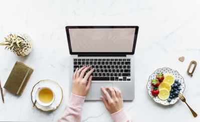 Blogging on Food and Nutrition