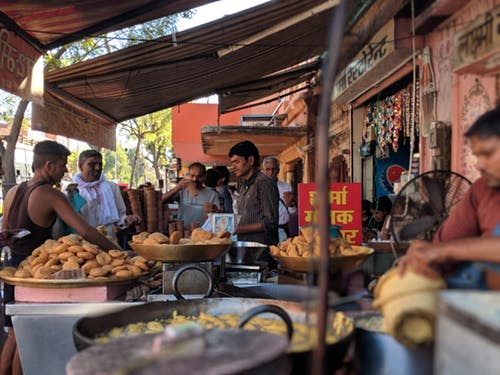 Open food sell