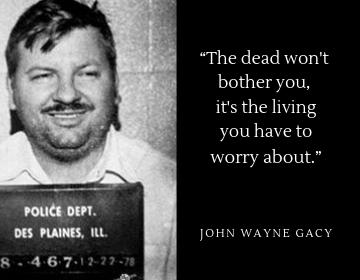 John Wayne Gacy | True Crime Zone