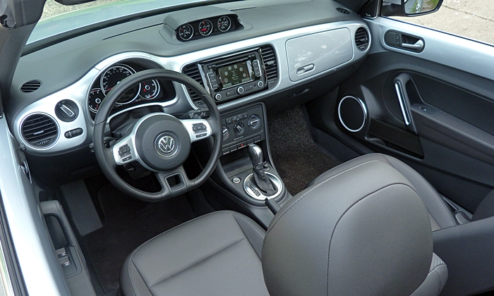 Volkswagen new beetle interior parts for New beetle interieur