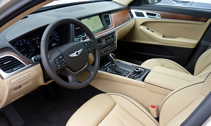 2015 Hyundai Genesis Pros And Cons At TrueDelta 2015