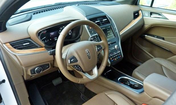 Lincoln Mkc Interior Dimensions Brokeasshome Com