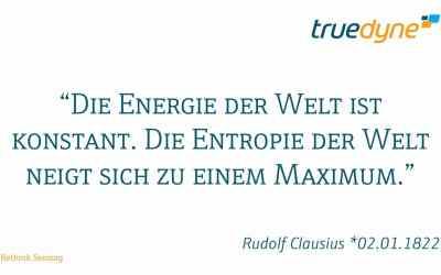 Rudolf Clausius *02.01.1822