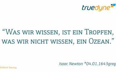 Isaac Newton *04.01.1643greg