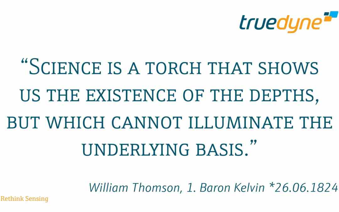 William Thomson, 1. Baron Kelvin *26.06.1824