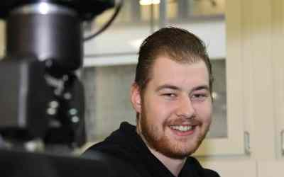 Gratulation! Philipp Meier – Elektroniker EFZ – Abschluss