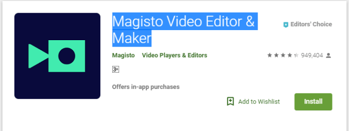 magisto-video-editor