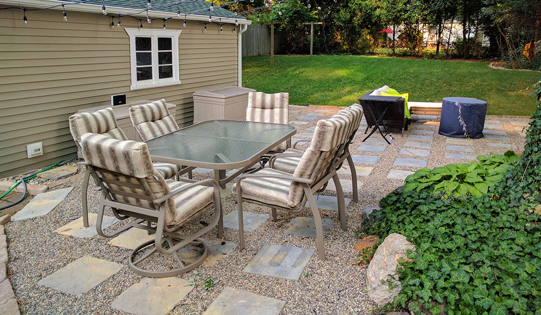 permeable paver patios truegrid pavers