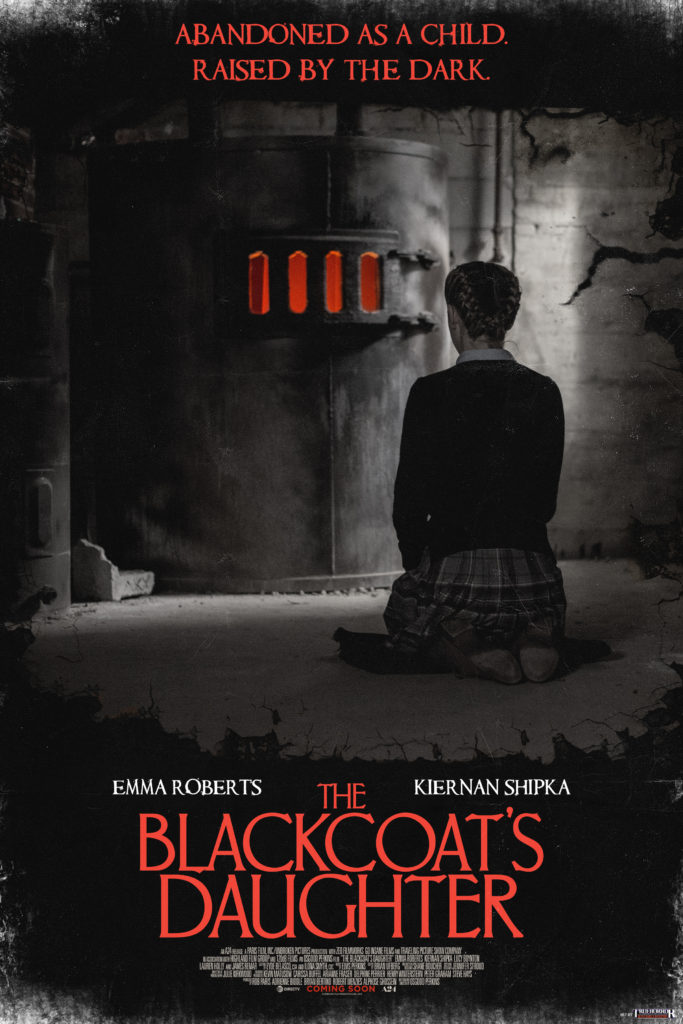 Image result for the blackcoat's daughter poster