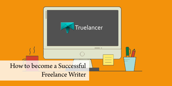 How to become a successful Freelance Writer Infographic