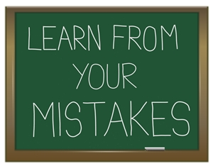 Good Freelance Consultants Learn From their Mistakes