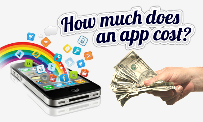 how much an app cost