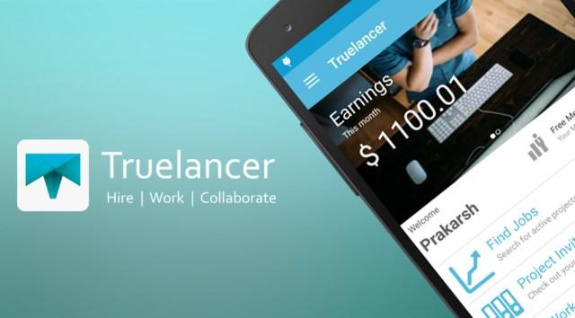 freelance job search mobile app, best job search app, freelance mobile app , app for freelance jobs