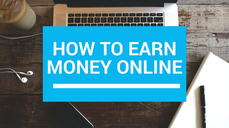 earn online, money, make money, online