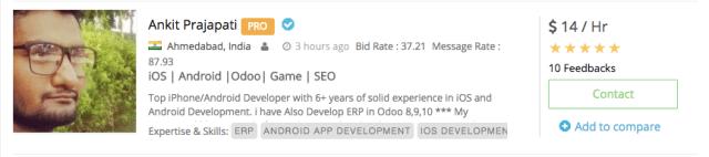 Ankit Prajapati-iOS Developer