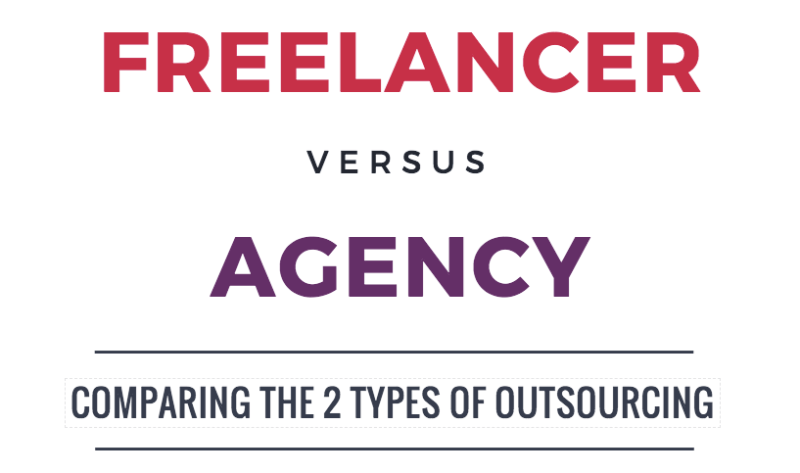Freelancer Vs Agency