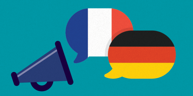 French and Germany