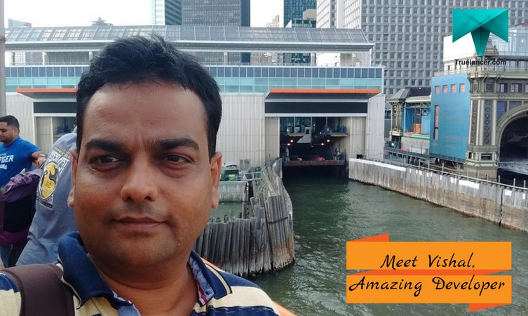Meet Vishal Shah who earned $9930 in just 75 days