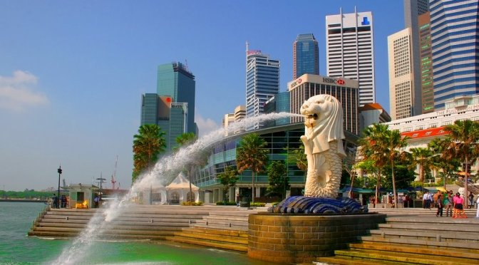 Some fun facts of Singapore