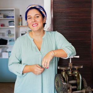 Un café con Yolinda – Entrevista a Irene Zaera, joyera artesana –
