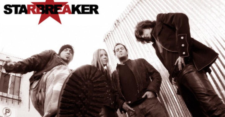 """由知名樂手組成的金屬樂團 Starbreaker 新曲釋出 """"Wild Butterflies"""""""