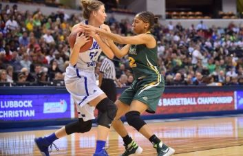 UAA athlete and journalism student Adriana Dent writes about her experiences in the NCAA.