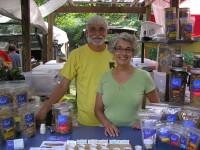 Franklin and Ingrid Chrisco, True North Granol