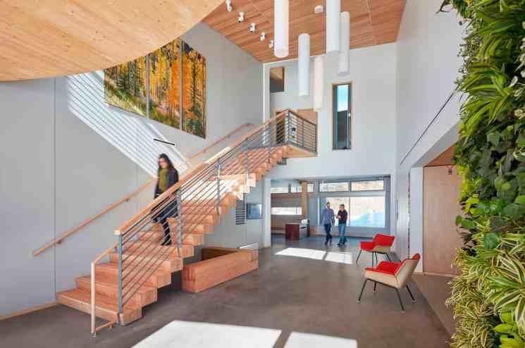 Rocky Mountain Institute, Basalt, Colorado Architect - ZGF