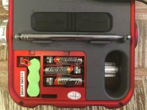 Eton FR360 Batteries