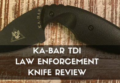 KA-BAR Knife Review – TDI Law Enforcement