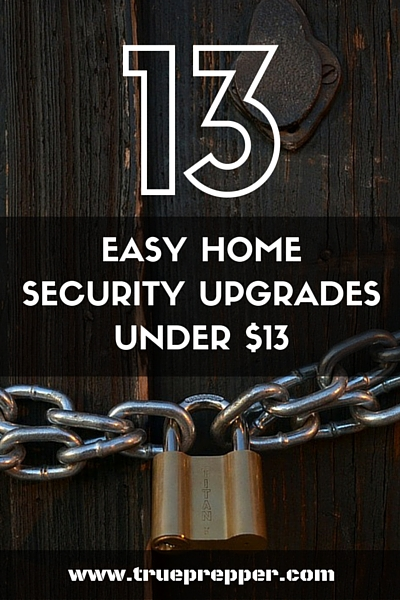 13 Easy Home Security Upgrades Under $13