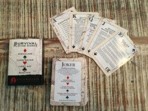 Guardian Survival Kit Cards
