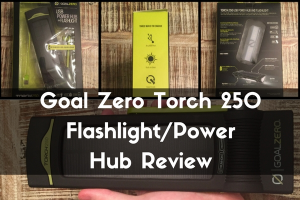 Goal Zero Torch 250 Flashlight Review