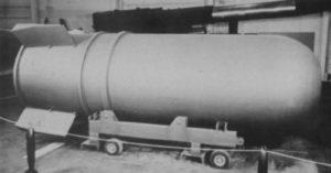 Mark 41 Nuclear Bomb