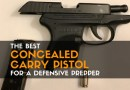 The Best Concealed Carry Pistol for a Defensive Prepper