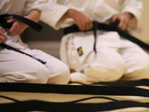 Tae Kwon Do Black Belt