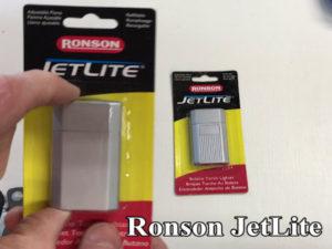 Ronson JetLite Lighter