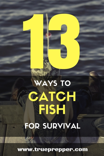 13 Ways to Catch Fish for Survival