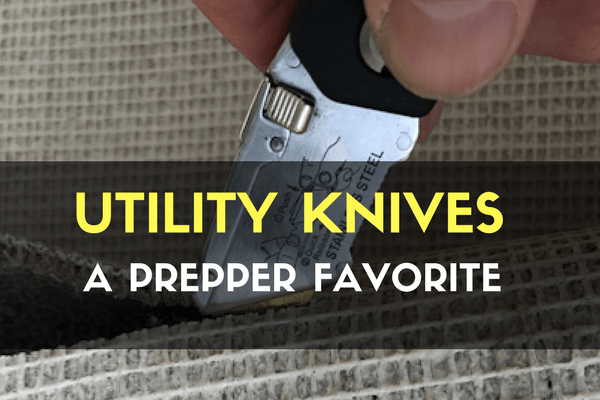 Prepper Utility Knife