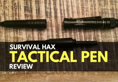 Survival Hax Tactical Pen Review