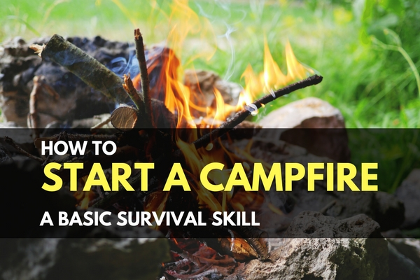 How to Start a Campfire_ A Basic Survival Skill