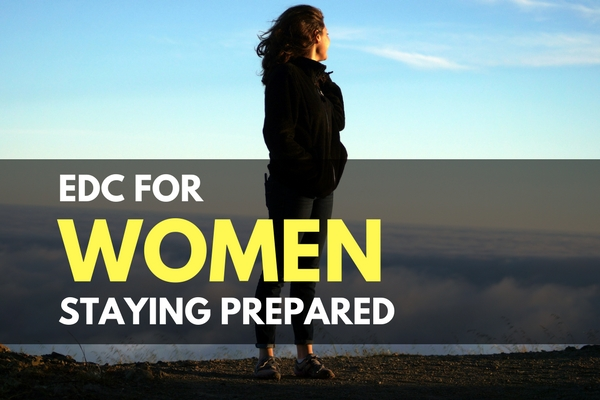 EDC for Women - Staying Prepared
